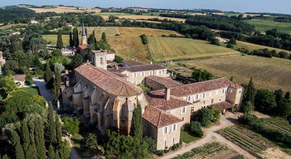 Photo - Abbaye de Boulaur